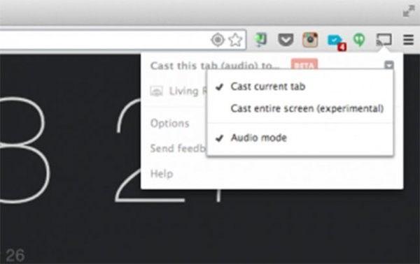 Плагин Chromecast