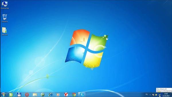 Подключение к wifi Windows 7
