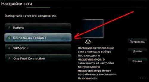 Беспроводный сети