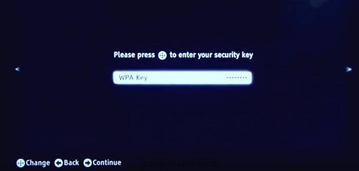 Подключение ТВ Sony к WiFi