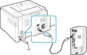 Подключение принтера к wifi через Ethernet