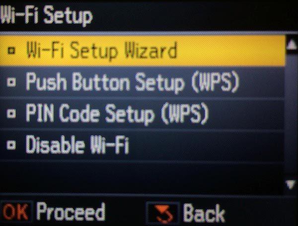 Мастер настройки wifi