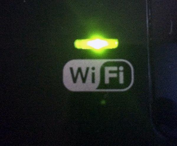 Индикатор wifi