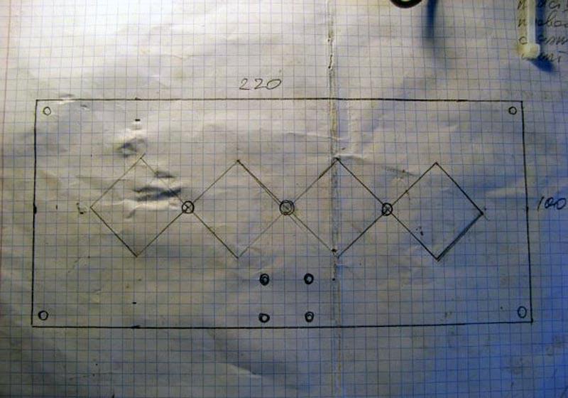 Схема wifi антенны