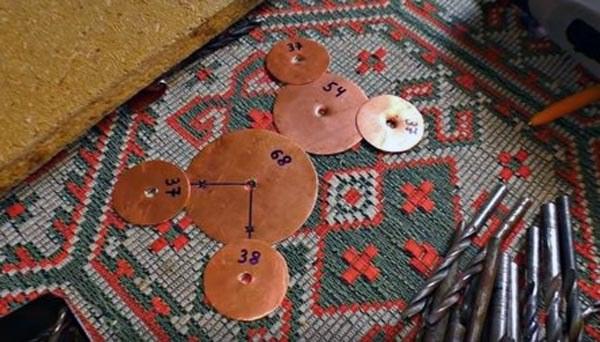 Готовые круги для wifi антенны