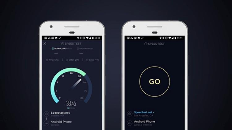 SpeedTest Mobile
