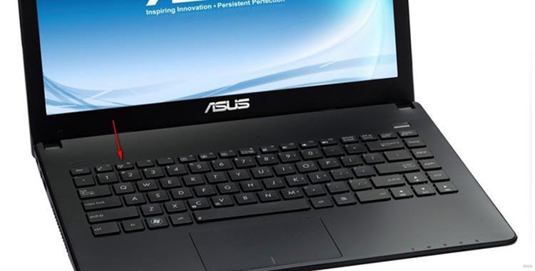 Клавиша включения wifi на ноутбуке Asus